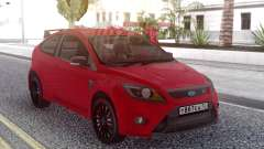 Ford Focus RS Red for GTA San Andreas