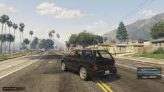 Stealing Cars 1.5 for GTA 5