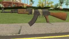AK-47 Bad Company 2 Vietnam for GTA San Andreas