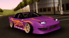 Nissan 180SX Sport for GTA San Andreas