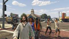 Jesus Christ Mod 2.4 for GTA 5