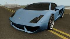 Pegassi Vacca from GTA V - SA Style for GTA San Andreas