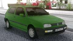 Volkswagen Golf Mk3 1.6 US-Spec for GTA San Andreas