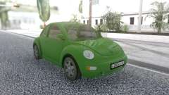 Volkswagen Beetle 2006 for GTA San Andreas