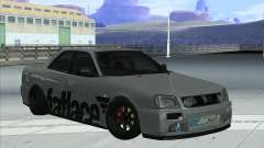 Nissan Skyline ER34 Stagea Facelift for GTA San Andreas