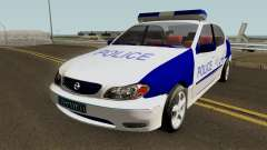 Nissan Maxima Police for GTA San Andreas