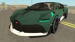Bugatti Divo 2019 High Quality for GTA San Andreas