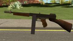 Gusenberg Sweeper M1928 GTA V for GTA San Andreas