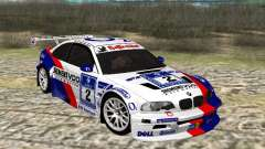 BMW M3 GTR Sport for GTA San Andreas