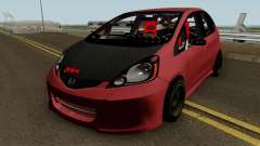 Honda Jazz Fit GE for GTA San Andreas