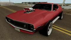 AMC Javelin AMX 401 1971 HQ for GTA San Andreas