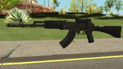 Battle Carnival AK-47M for GTA San Andreas
