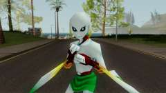 Link Zora - Legend of Zelda Ocarina of Time for GTA San Andreas