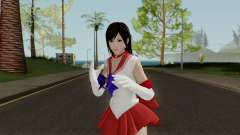 Kokoro (Sailor Mars) From DOA5LR for GTA San Andreas