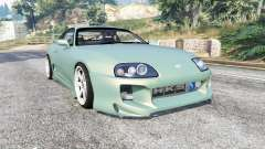 Toyota Supra Turbo (JZA80) [add-on] for GTA 5