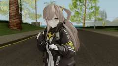 UMP45 (Girls Frontline) for GTA San Andreas