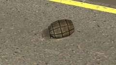 Bad Company 2 Vietnam Grenade for GTA San Andreas
