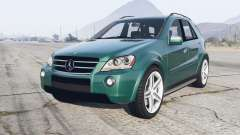 Mercedes-Benz ML 63 AMG (W164) 2008 for GTA 5