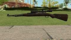 Mafia II K98K With Scope for GTA San Andreas