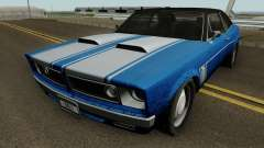 Declasse Tampa from GTA V (SA Style) for GTA San Andreas