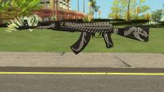 Battle Carnival AKM SKIN 2 for GTA San Andreas