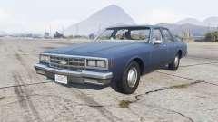 Chevrolet Impala 1980 for GTA 5