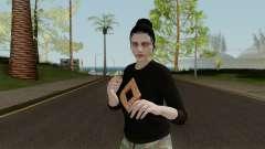 Skins DLC Import Export Female for GTA San Andreas