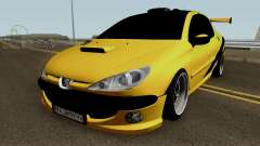 Peugeot 206 Sandogdar Full Sport Iran