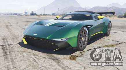 Aston Martin Vulcan 2015 [add-on] v1.1 for GTA 5