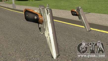 Hitman Silverballers for GTA San Andreas