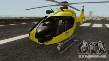 Magyar Helicopter for GTA San Andreas