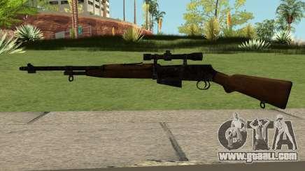 COD-WW2 - Karabin Sniper for GTA San Andreas