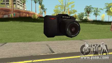 New Camera Nikon HQ for GTA San Andreas