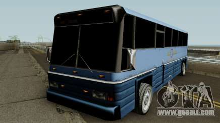 Coach of SAMP for GTA San Andreas