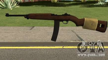M2 Carbine with Extended Magazine for GTA San Andreas