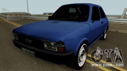 Fiat 147 Tunable for GTA San Andreas