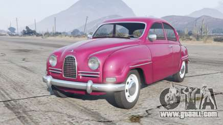 Saab 96 1960 for GTA 5