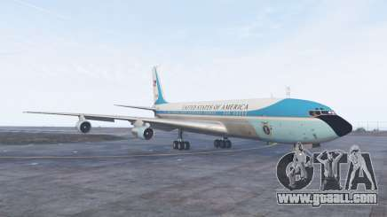 Boeing 707-300 Air Force One for GTA 5