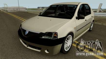 Dacia L90 Iranian for GTA San Andreas