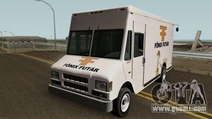 Fonix Futar for GTA San Andreas