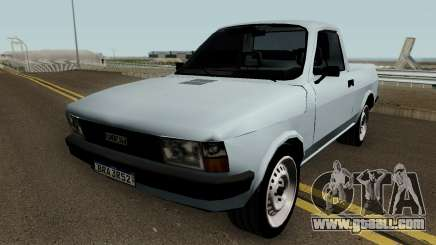 Fiat 147 City (Pick-Up) for GTA San Andreas