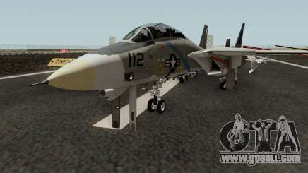 F-14A Pukin Dogs for GTA San Andreas
