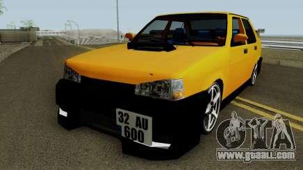 Tofas Sahin 32 AU 600 for GTA San Andreas