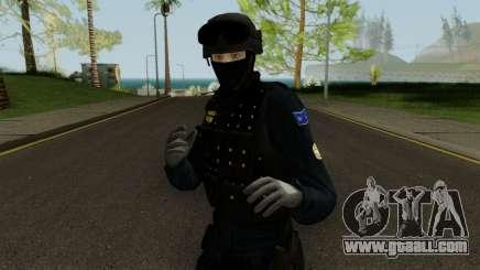 Tek Skin 4 for GTA San Andreas