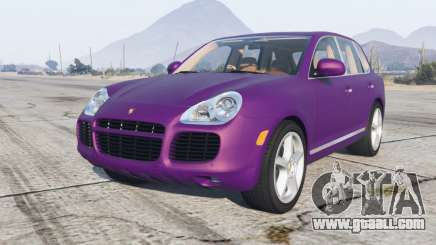 Porsche Cayenne Turbo (955) 2002 for GTA 5