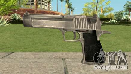 Uncharted Drake Fortune: Desert Eagle for GTA San Andreas