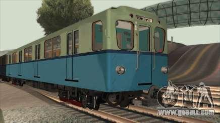 D 81-702 for GTA San Andreas