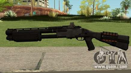 New Shotgun HQ for GTA San Andreas