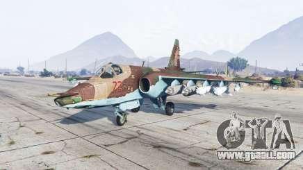 Su 25 for GTA 5