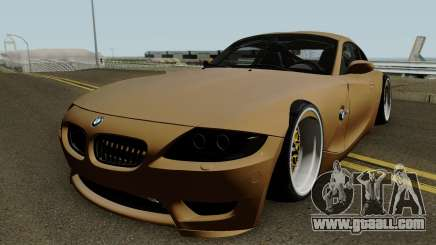 BMW Z4 SlowDesign 2008 for GTA San Andreas